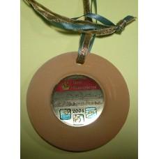 Savist ümar medal MSA