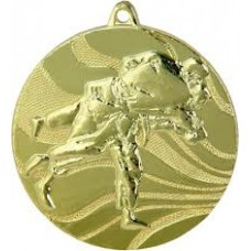 Metallmedal Judo MMC2650